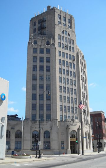 Elgin Tower Building – Lobby only