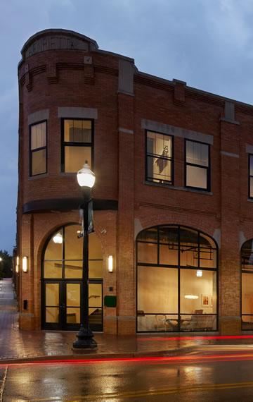 Henrietta Building – Art Space Lofts