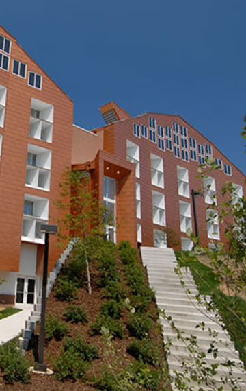 Judson University Harm A. Weber Academic Center