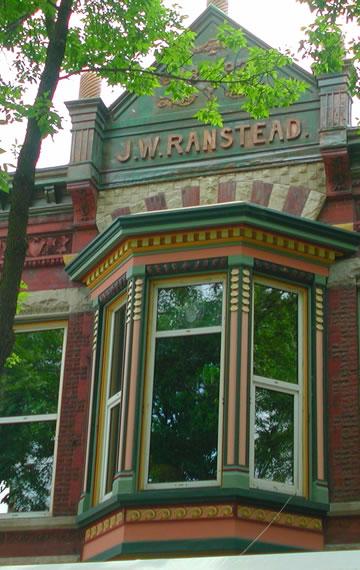 Ranstead Building – Al's Cafe